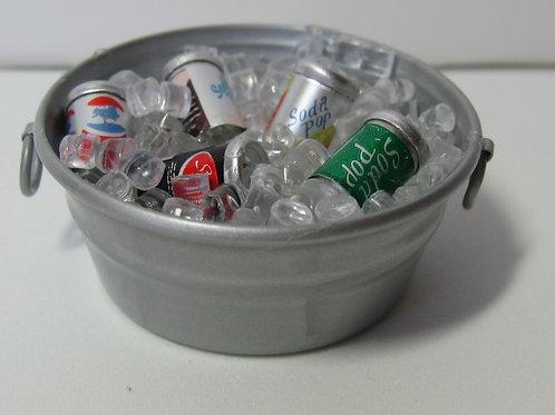 Tub of Soda