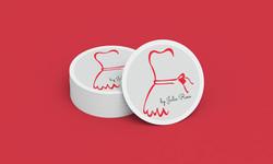 Pretty Pinnies Logo Business Card