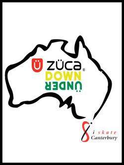 Zuca Downunder Logo Design