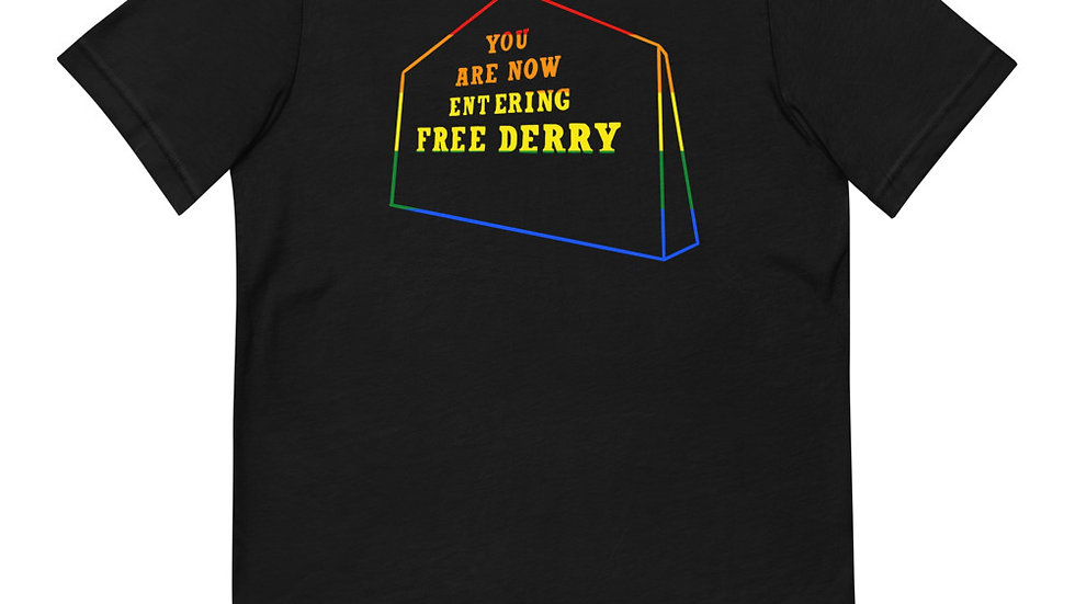 Derry Pride tee