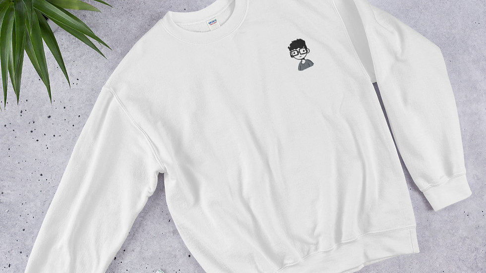 Con Crewneck Sweatshirt