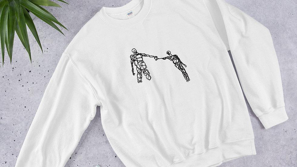 Hands Across the Divide Sweatshirt