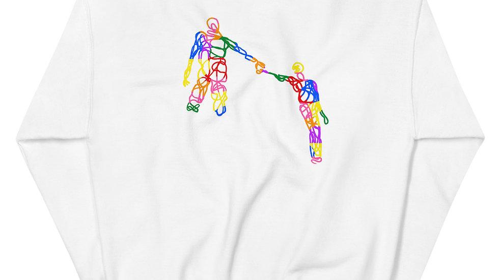 Hands Across The Divide - Pride Edition Sweatshirt