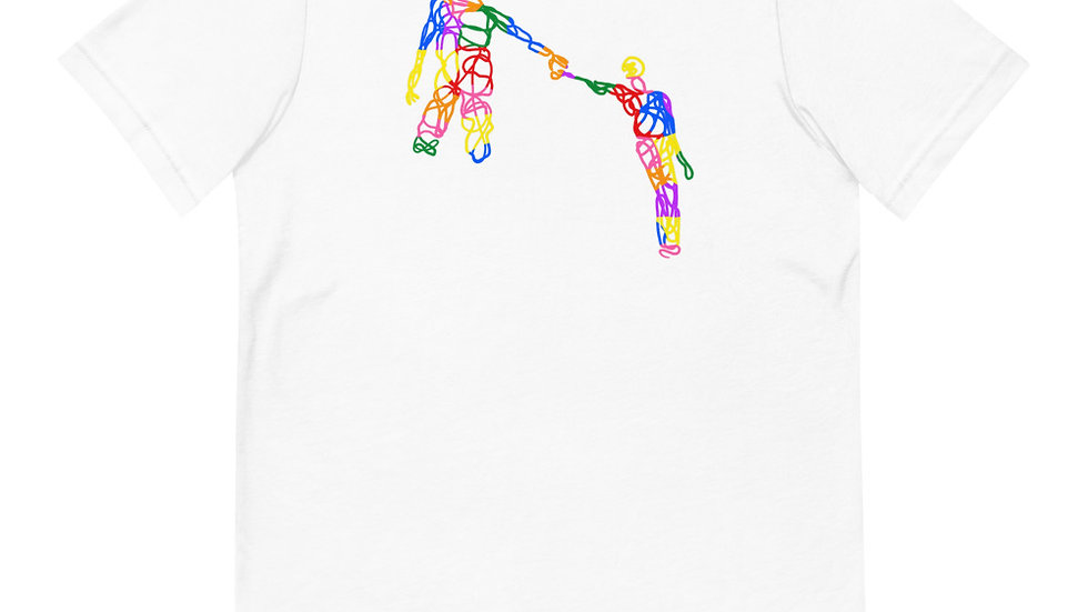 Hands Across The Divide - Pride Edition Tee