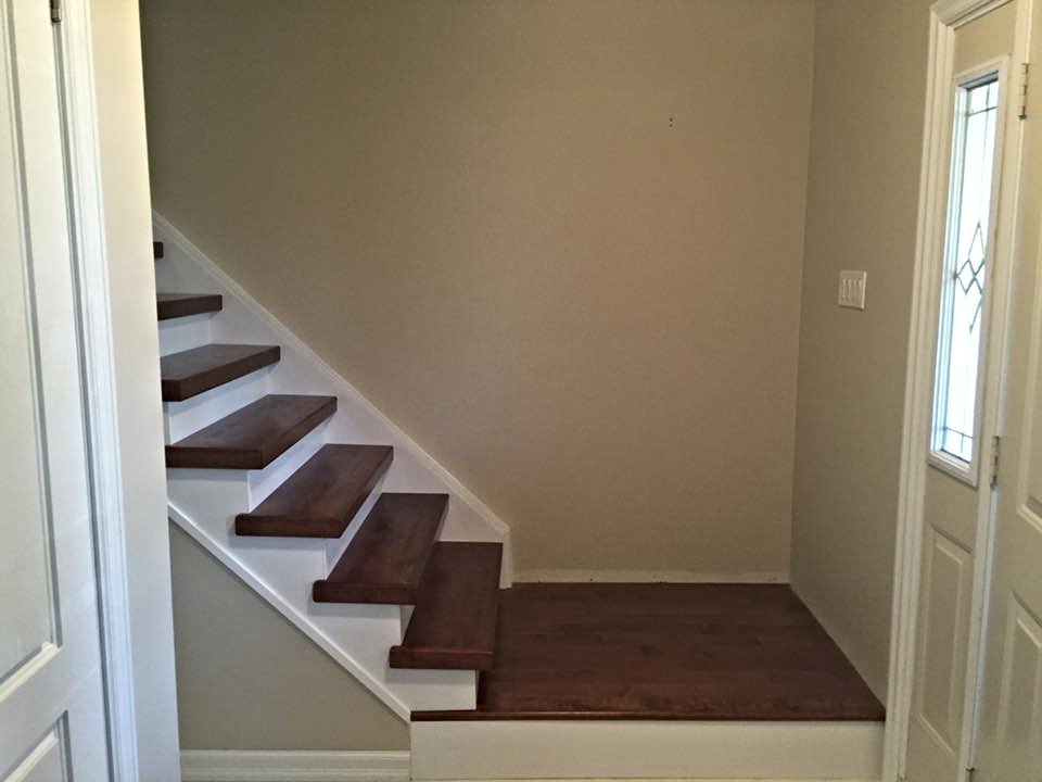 Custom Staircase and landing
