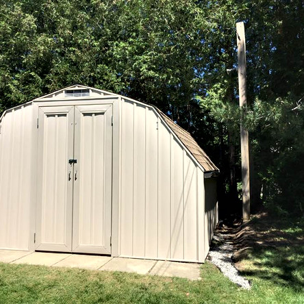 Out Door Sheds