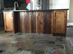 Custom rustic Cabinet