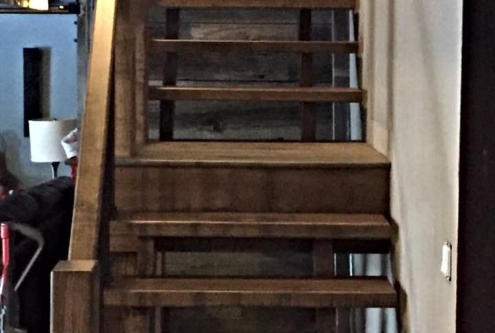 Custum Stair case