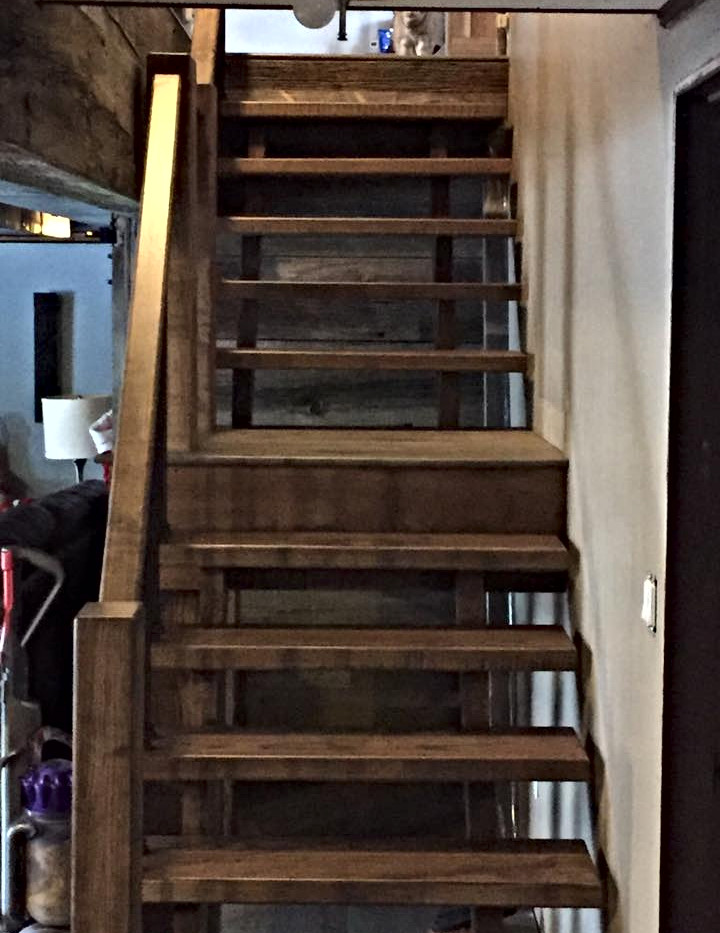 Custum Stair case