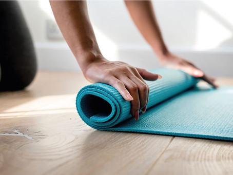 Yoga Flow bij DamesFit!