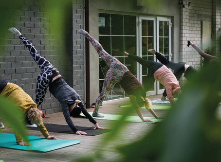 De gezondheidsvoordelen van yoga