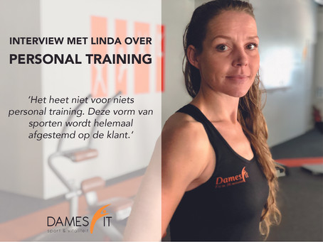 Personal Training bij DamesFit