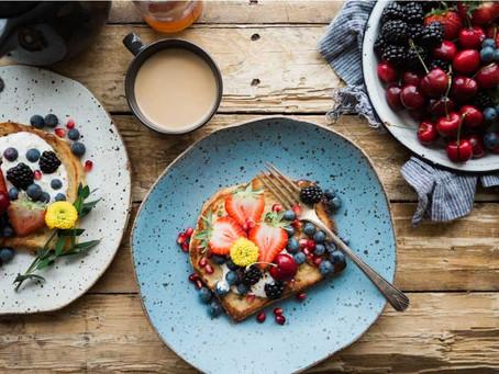 Gezond eten in 5 stappen
