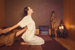 Massage Thaï traditionnel