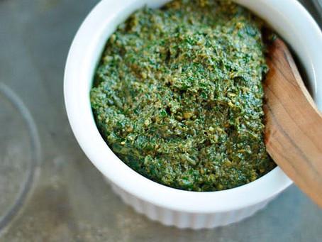 Every Herb Pesto