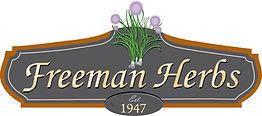 Freeman Herbs Logo