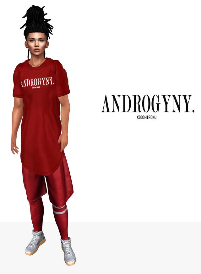 Androgyny Cherry SL