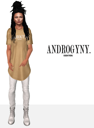 Androgyny Tan SL