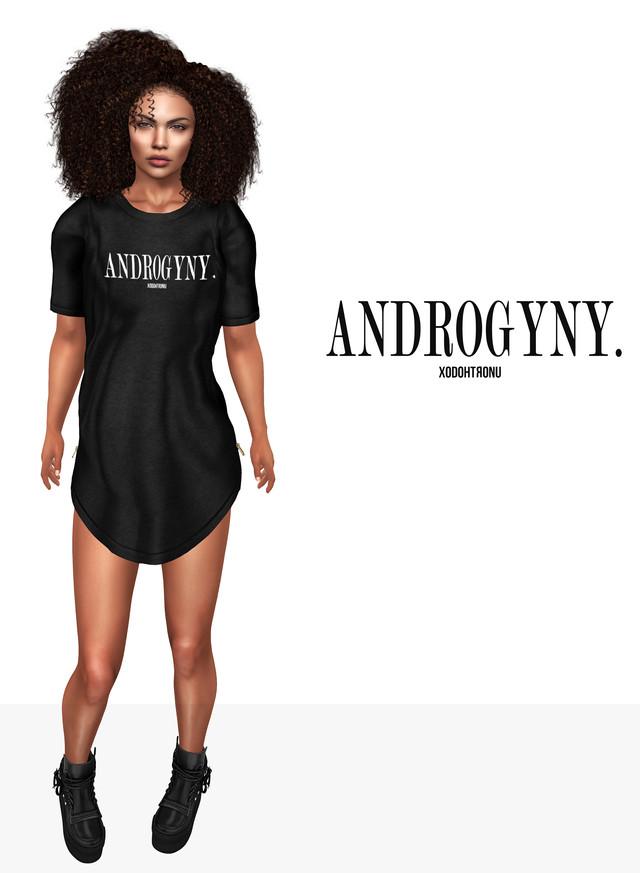 Androgyny Noir SL