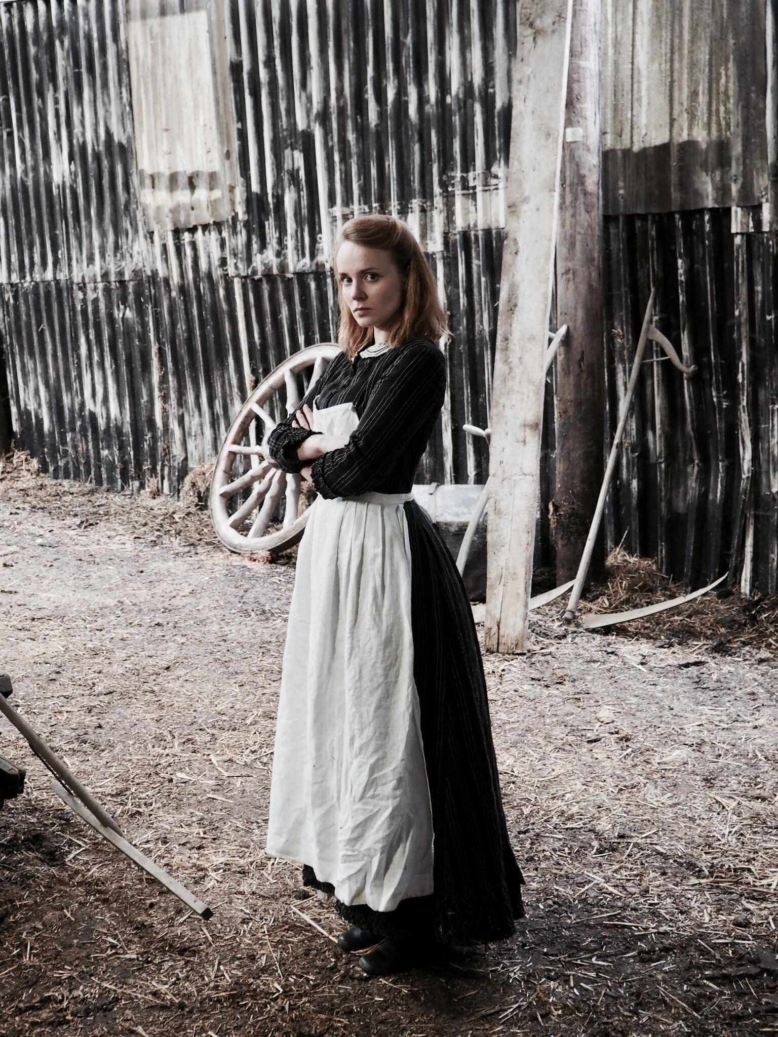 Magdalena Korpas as Magda
