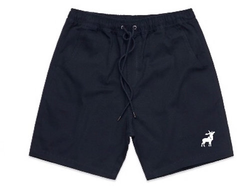 Rural Navy shorts
