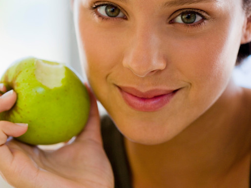 Does diet affect your skin?