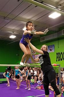 Progressive Athletic Center Gymnastics