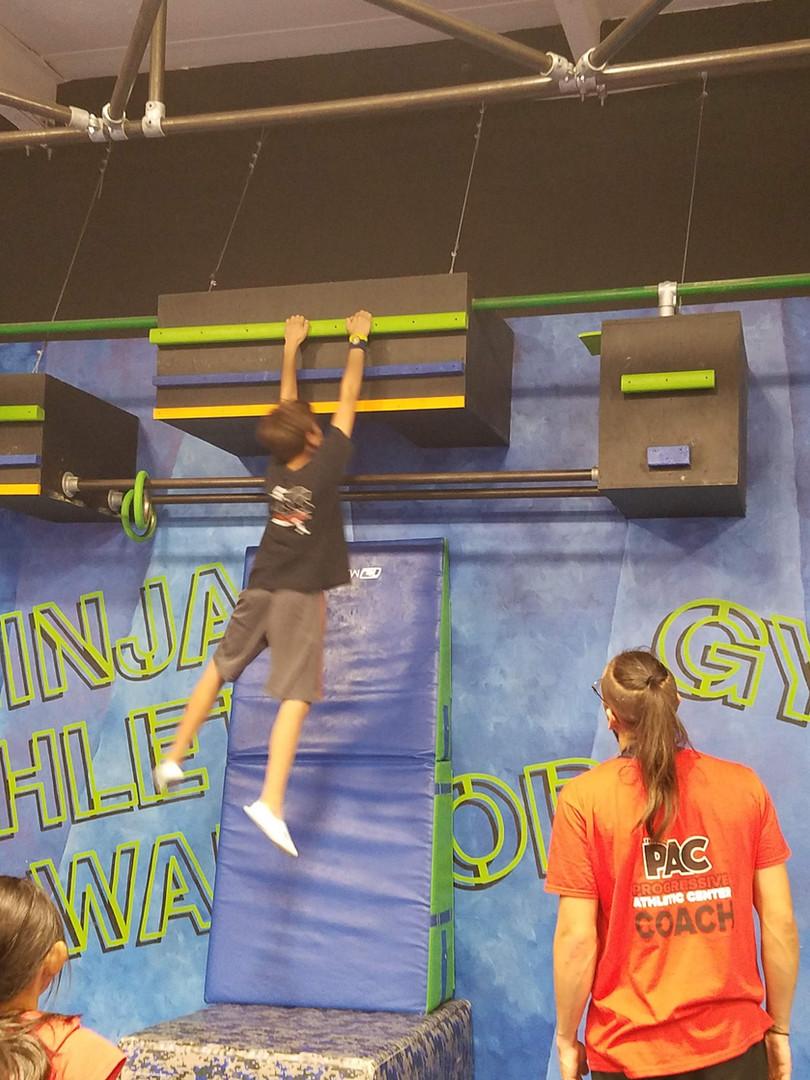 Ninja Athletic Warrior
