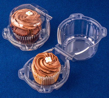 Cup cake in plastic container.jpg