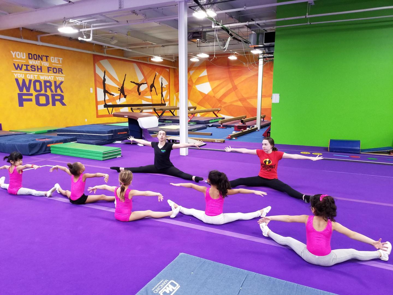 Advanced Gymnastics