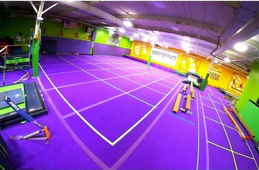Training Gym Facility Layout