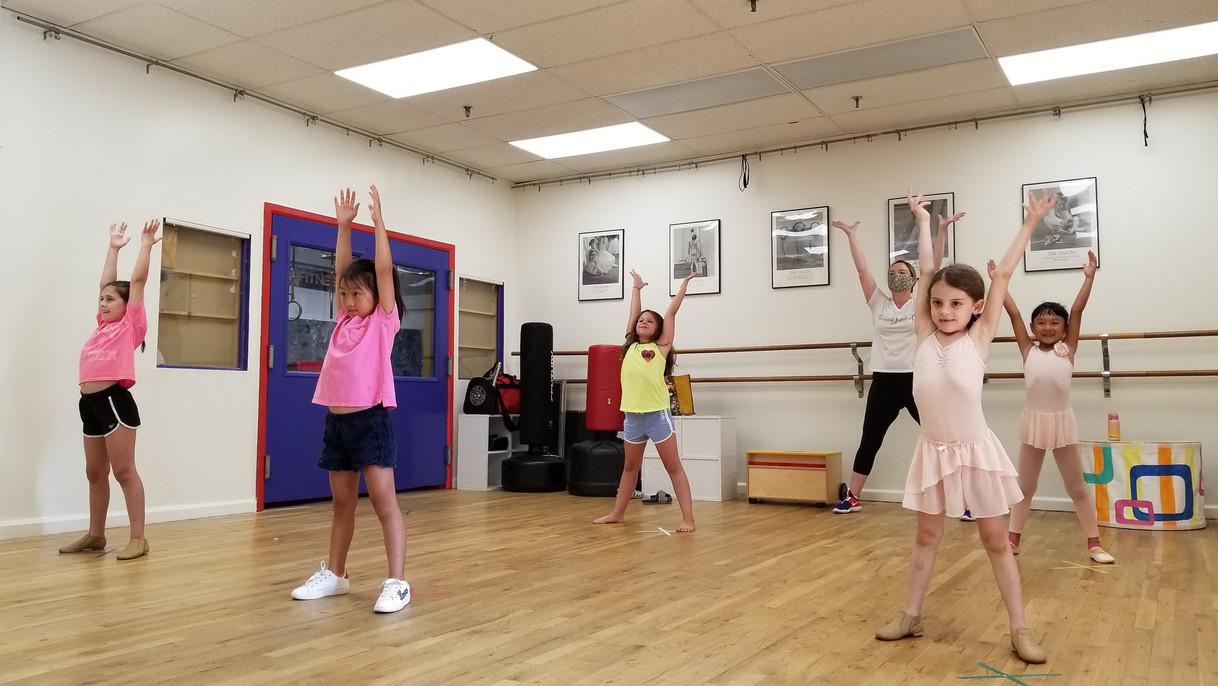 Forever Dancing Dance