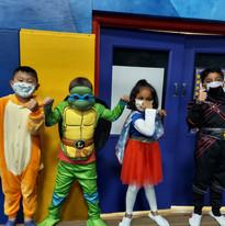 Ninjas Who?