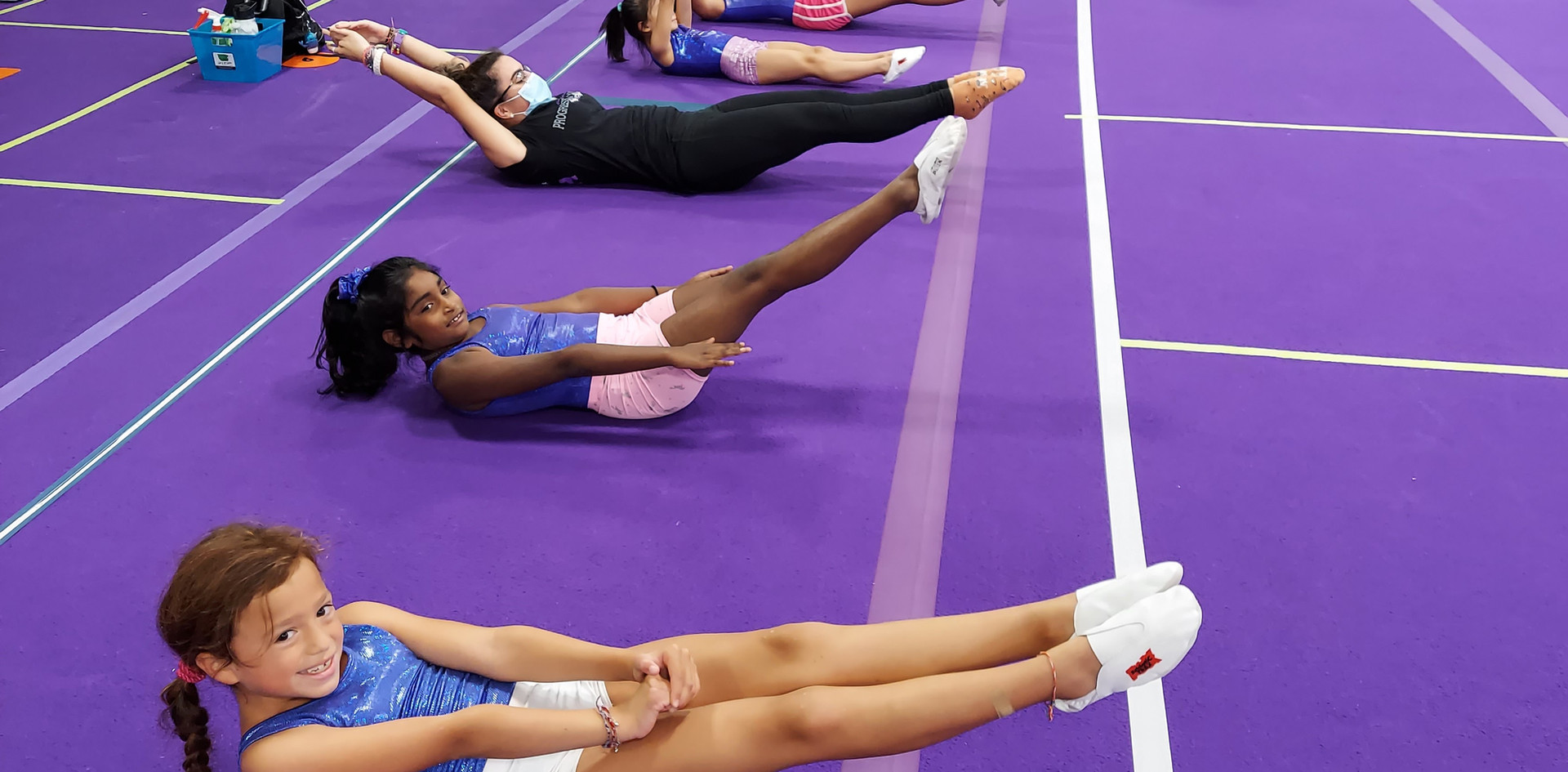 Advanced Gymnastics Conditioning