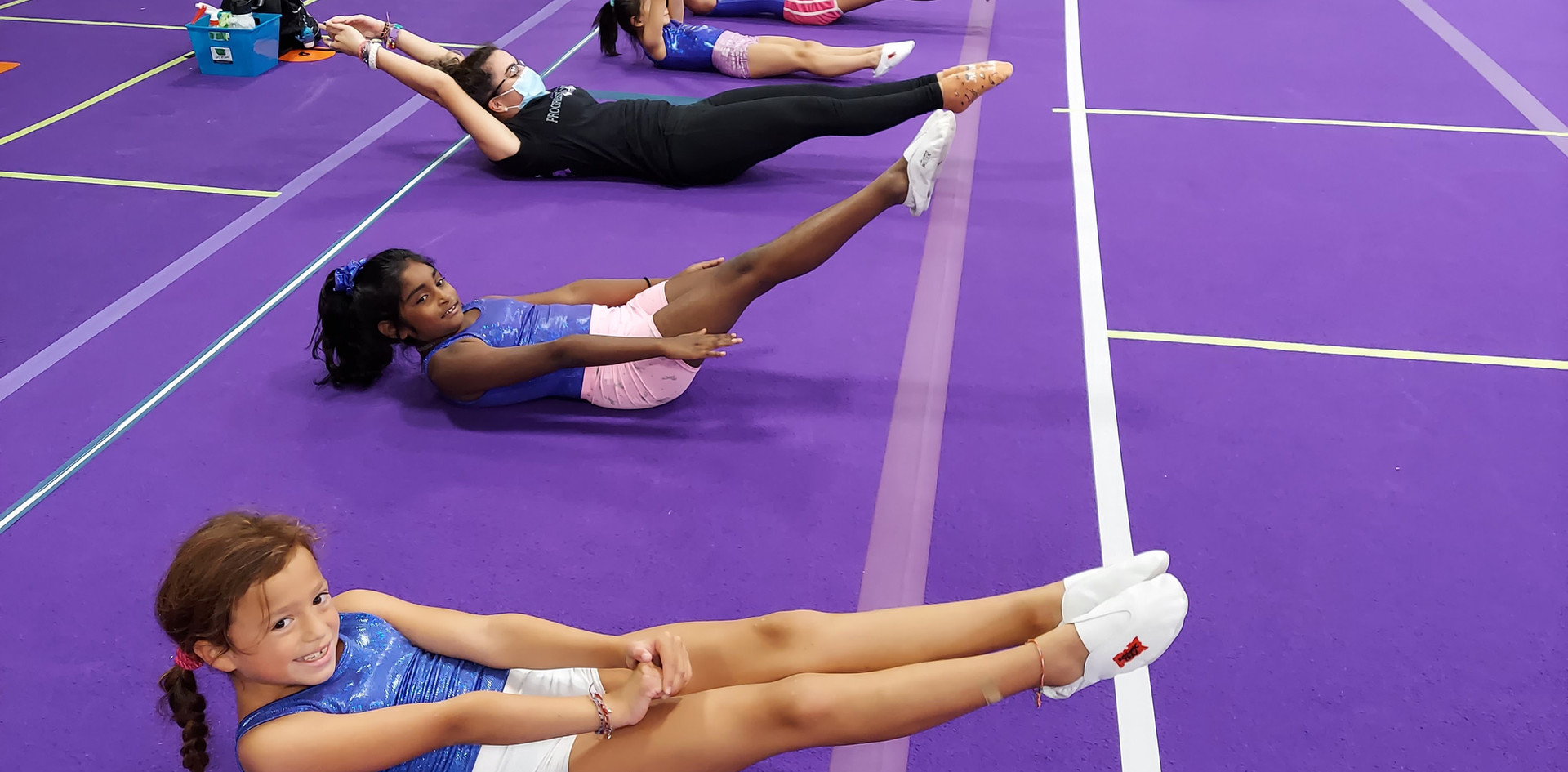 Advanced Gymnastics Conditioning