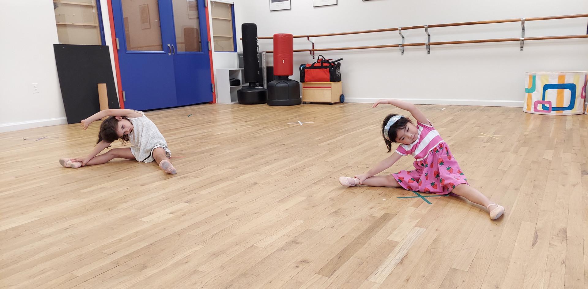 Forever Dancing Beginner Ballet