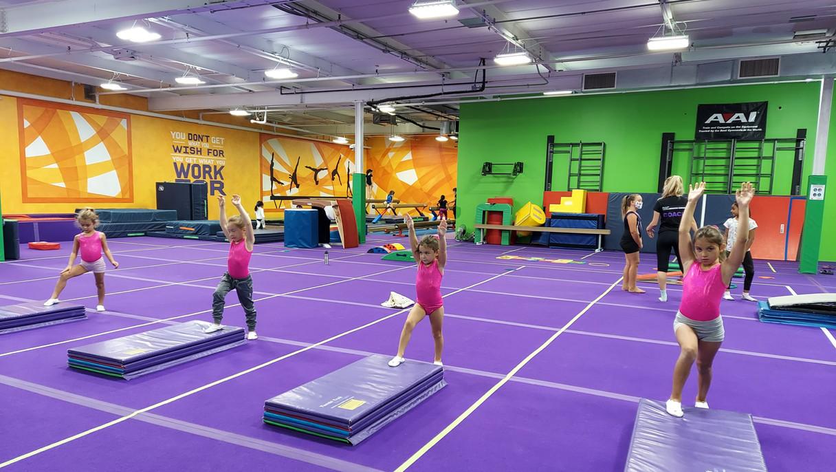 Super Gym 1 Training