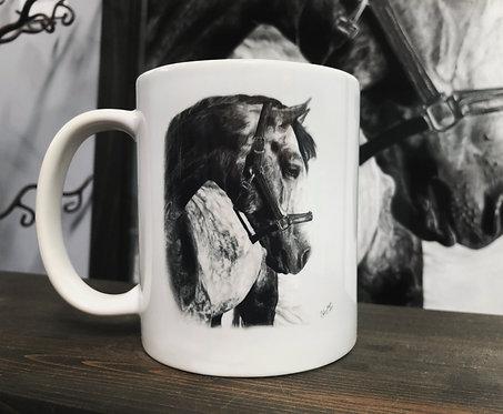 """Fine Art Mug """"Dappled Silence"""", 11 oz (325 ml)"""
