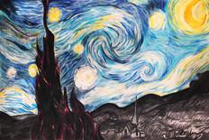 """Starry Night"" 2013"