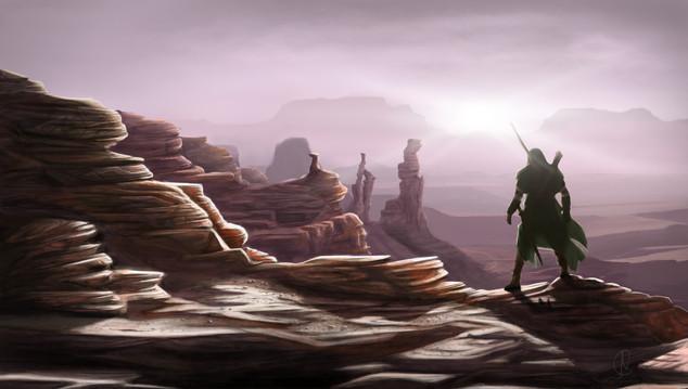 """""""Canyon Dawn"""" 2020"""