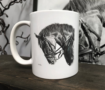 "Fine Art Mug ""Patience"", 11 oz (325 ml)"
