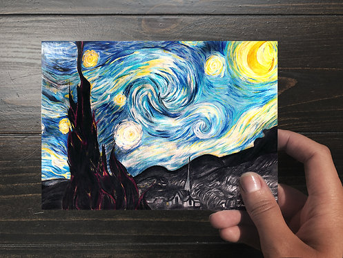 """Starry Night - Reimagined"""