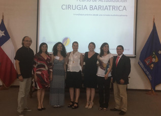 I Curso de actualización en cirugía bariátrica