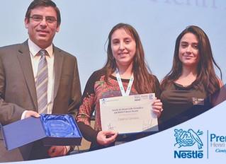 Entrega de Premios SOCHINUT-Tetra Pak y SOCHINUT-Henry Nestle