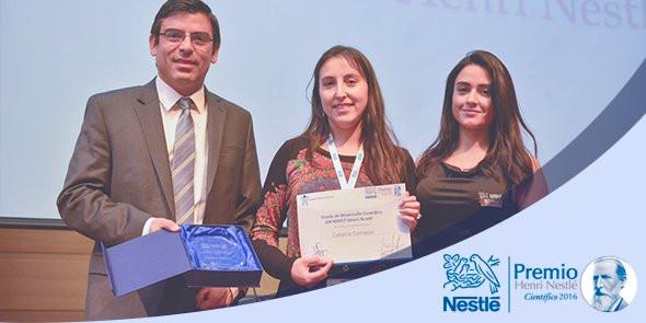 Premios SOCHINUT, Sociedad Chilena de Nutricion