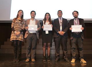 Ganadores Premio SOCHINUT - Henri Nestlé 2017