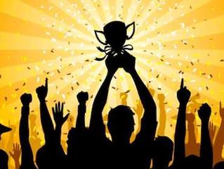 Felicitaciones a las ganadoras!