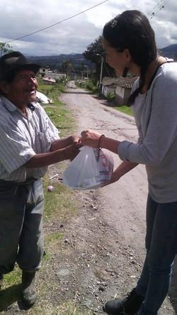 La Calera Food Give Away 3