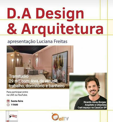 entrevista d.a design & arquitetura