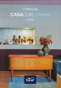 guia de Cores CasaCor SP 2019